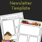 Looking for a cute and easy way to keep parents informed of class happenings? Newsletters are the way to go. This packet contains 11 Months of Edit...