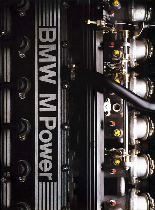 only M powerd BMs are fantastic