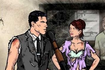 "9 Clips From The New Season Of ""Archer"""