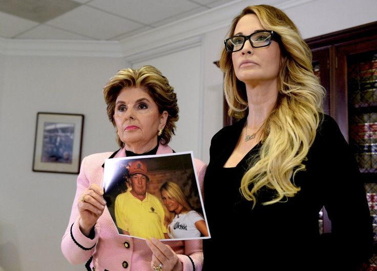 Back in October of last year, adult actress Jessica Drake—flanked by her attorney, Gloria Allred—publicly accused the Republican presidential candidate of sexual assault. Now he's POTUS.