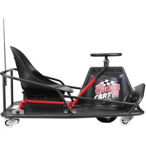 Drifting Go Kart Crazy Power Racing Electric Cart Machine