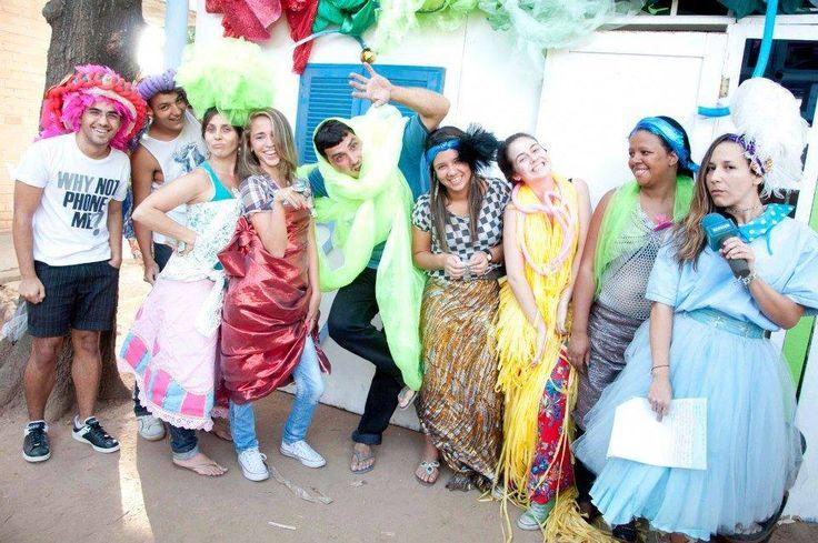 Escola de Carnaval 2012 | G.R.C.E.S.M Pimpolhos da Grande Rio