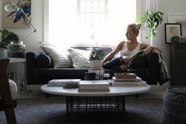 Covet My Coffee Table: with stylist Lucia Braham - The Interiors Addict