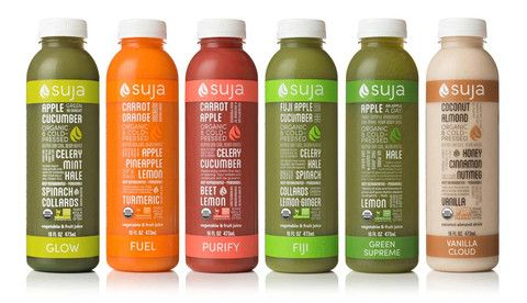 Suja Juice 3-Day Cleanse obsessed, easy to do yourself because they list all the ingredients and exact quantity