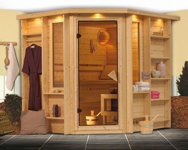 Karibu Sauna Cortona - zieht in 2 Wochen bei uns ein... ;o))