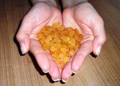 Mangez une poignée de raisins secs par jour et observez l'effet sur votre santé.