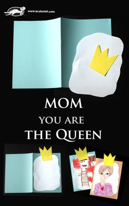 Mothers day card Diy