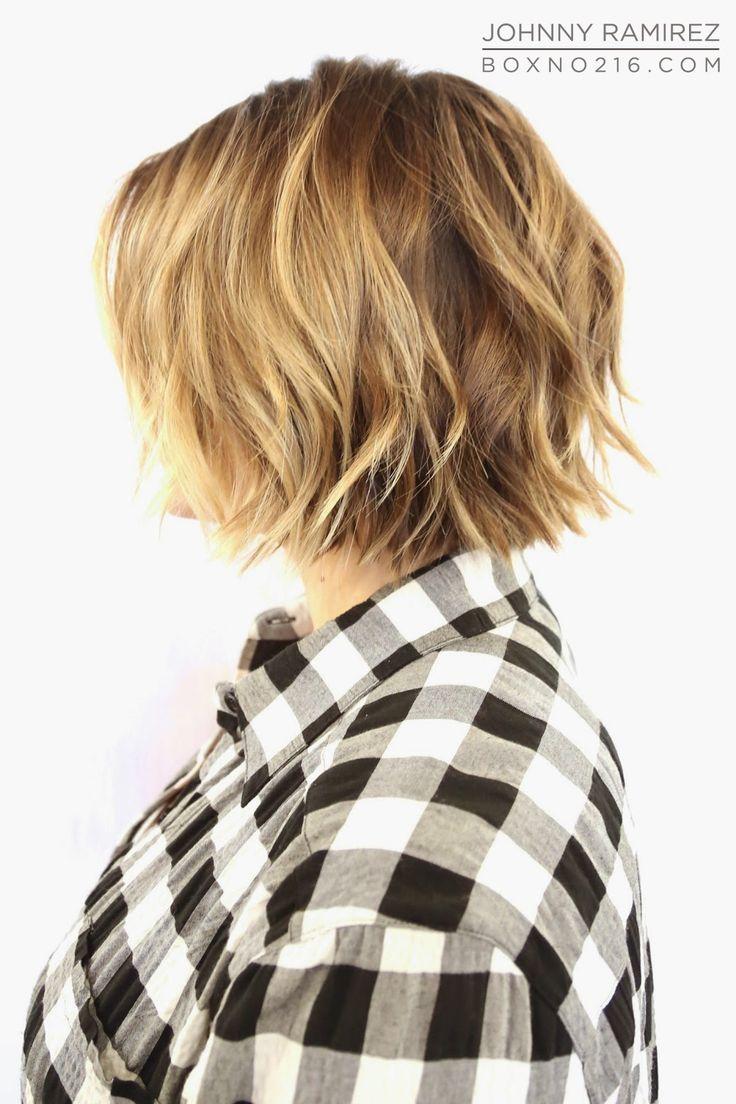 BEAUTIFUL BLONDE BOB. Hair Color by Johnny Ramirez • IG: @johnnyramirez1 • Appointment inquiries please call Ramirez Tran Salon in Beverly Hills at 310.724.8167.