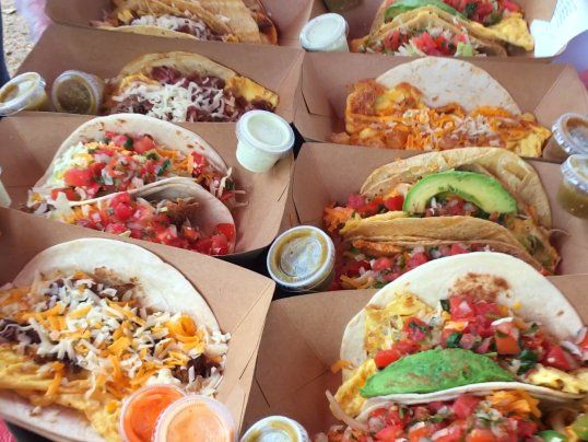 50 best taco places in the US---one in DC and one in Gaithersburg, MD we'll have to try