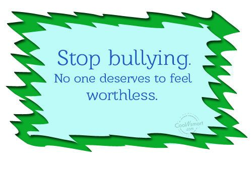 Cool Quotes About Bullying by @quotesgram