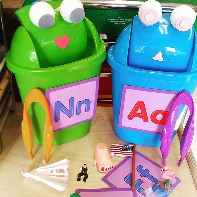 Letter munchers! What a fun way to practice fine motor skills as well as letter…