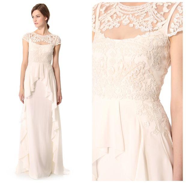 Wedding Dresses Gowns London: Temperley London Bluebell Wedding Dress. From @Shopbop