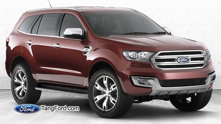 2015 Ford Everest Release Date and Price