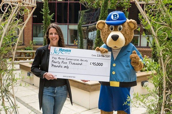 Haven's Lakeland Leisure Park raises £1,930 for Marine Conservation Society - http://buzznews.co.uk/havens-lakeland-leisure-park-raises-1930-for-marine-conservation-society -