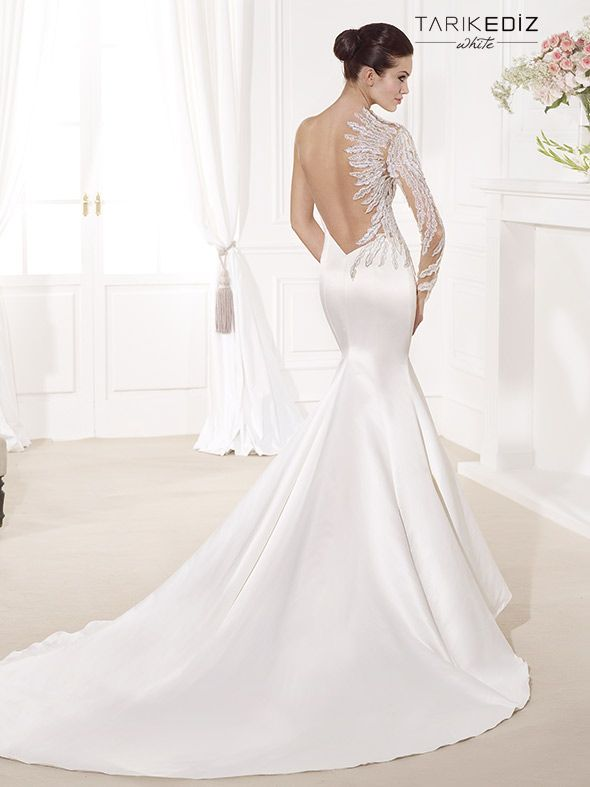 Tarik Ediz Wedding dress G1121 is part of the 2014 Tarik Ediz Wedding dress collection of Tarik Ediz Wedding dresses. E-mail for pricing.