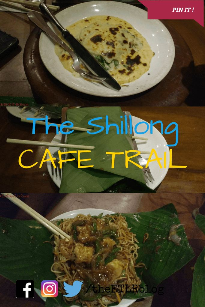 Shillong, the Scotland of the East and also the Rock Capital of India has its streets lined with cafes hence calling for a Shillong Café Trail