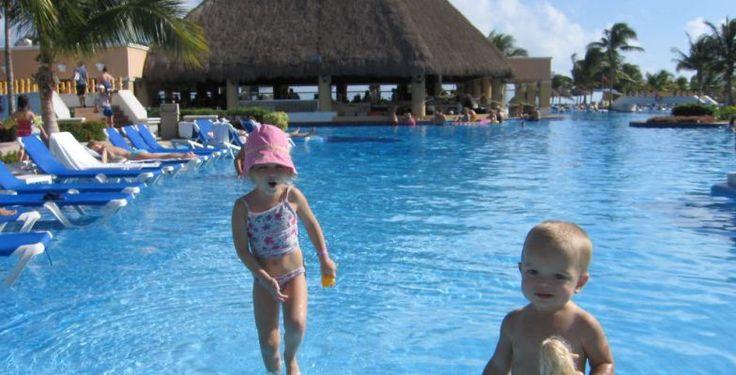 Elije entre los 5 mejores hoteles para niños en Cancún, reserva y no te pierdas de unas vacaciones en familia en los mejores hoteles todo incluido #Cancun #Mexico #Hoteles