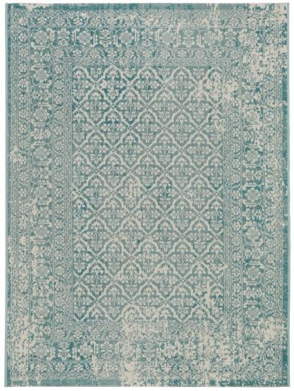 Teppich Antique Türkis