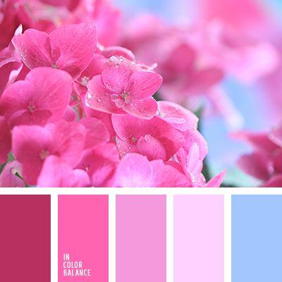 Цветовая палитра №2159