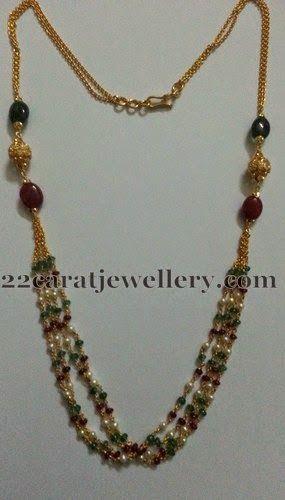 Colorful Beads Kids Jewellery | Jewellery Designs