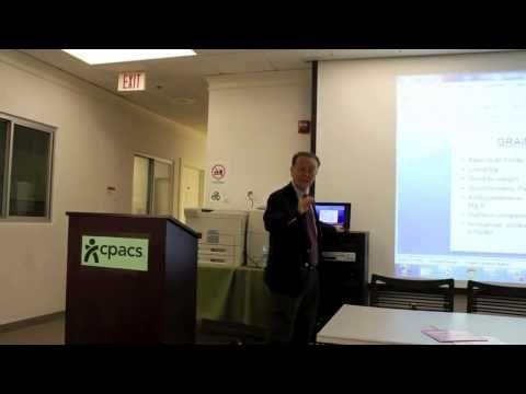 이준남 박사(백세인클럽)와 함께하는 -CPACS 건강 음식 세미나 2편