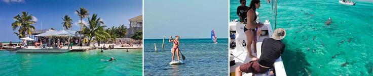 Belize, Island-style.