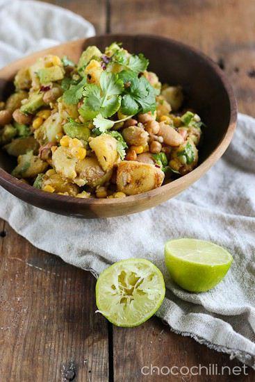 Etelä-Amerikan perunasalaatti