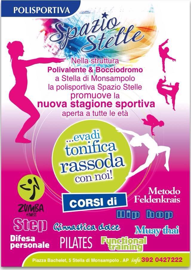 Polisportiva Spazio Stelle - Al via la nuova stagione sportiva