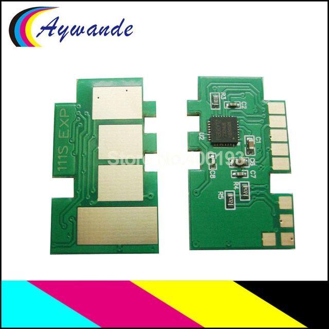 1x MLT-D111S chip for Samsung 111 SL-M2020 SL-M2020W SL