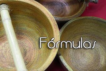 Segunda entrega de masas y mezclas para hacer objetos artesanales, en este caso: 3 fórmulas de masa de sal, papel maché porcelana, pasta piedra rápida, mezcla para imitar la textura del cemento y masa símil terracota.