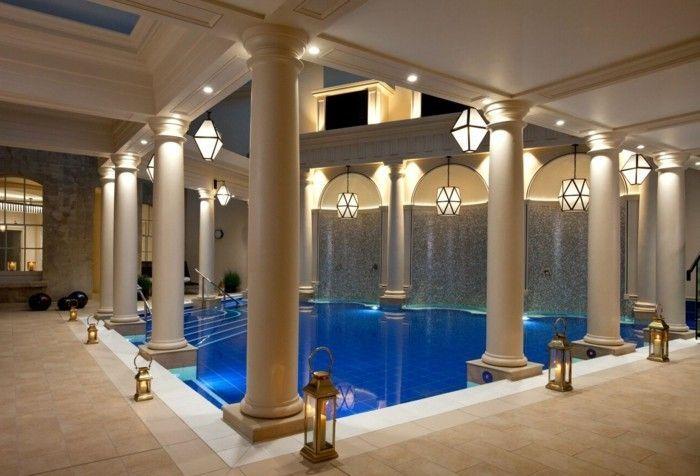 Luxus Badezimmer 40 Wunderschone Ideen Archzine Net Luxus Badewannen Wie Einen Pool Archzinenet Badezimmer Ideen Lu In 2020 Bath Spa Hotel Hotel Spa Bath Spa