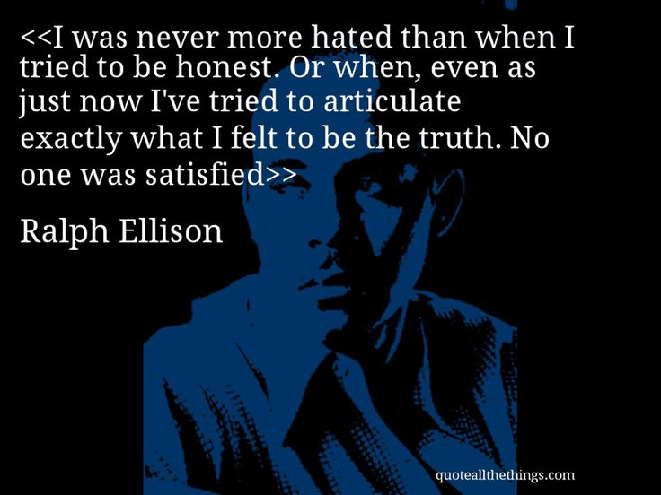 "a distortion of reality in the invisible man by ralph ellison Clint smith on teaching in a high school with many immigrant students and revisiting ralph ellison's ""invisible man"" in the time of donald trump."