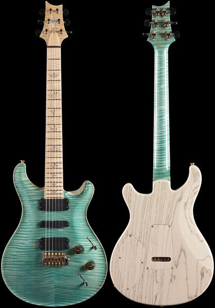 PRS Private Stock 4798 513 in Glacier Blue // THIS. GUITAR. IS. BEAUTIFUL.