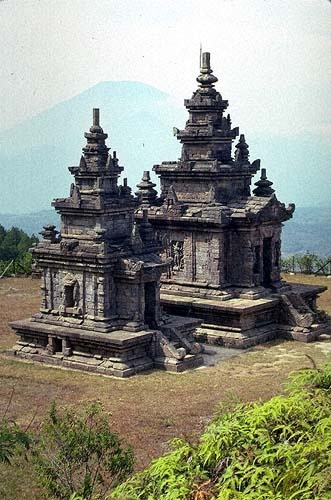 Gedong Songo Temple, Central Java , Indonesia