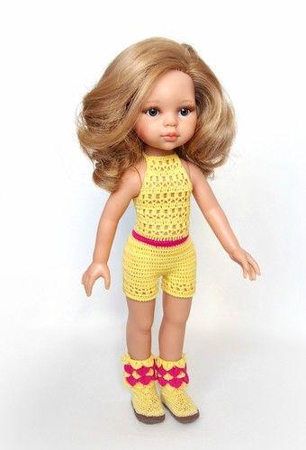 PlayDolls.ru - Играем в куклы: Inato: Мои вязаночки (20/28)