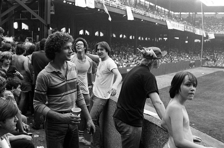 Before The Storm, After The Sunshine Band: The Prelude To Disco Demolition Night