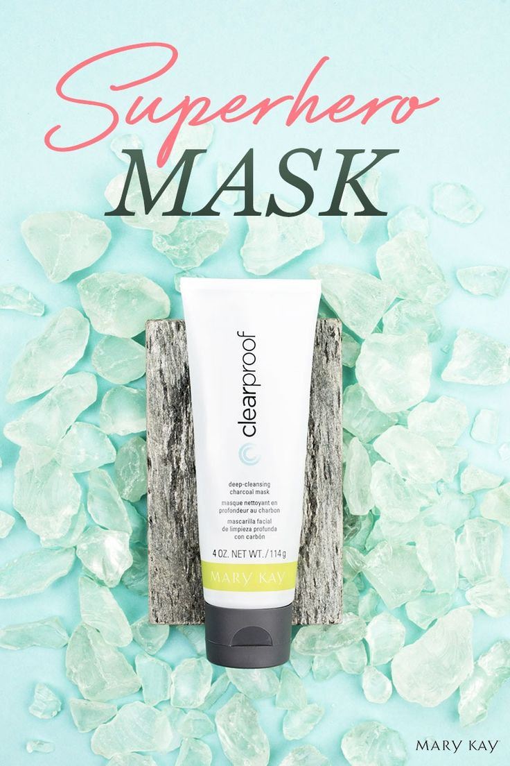 Clear the way to more beautiful skin this summer! This triple-action charcoal mask acts like a magnet to deep-clean pores. We love how the extracts of rosemary and peppermint deliver a fresh scent to awaken senses. | Mary Kay