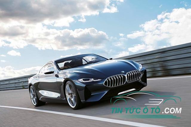 Phiên bản xe đua BMW M8 GTE sẽ ra mắt vào đầu năm 2018