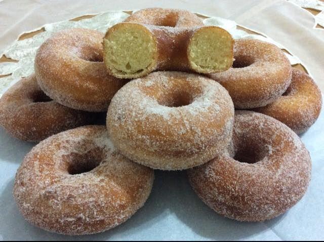 Ciambelline Bimby fritte o al forno | https://www.bimbymania.com/2015/02/ciambelline-bimby-fritte-o-al-forno/