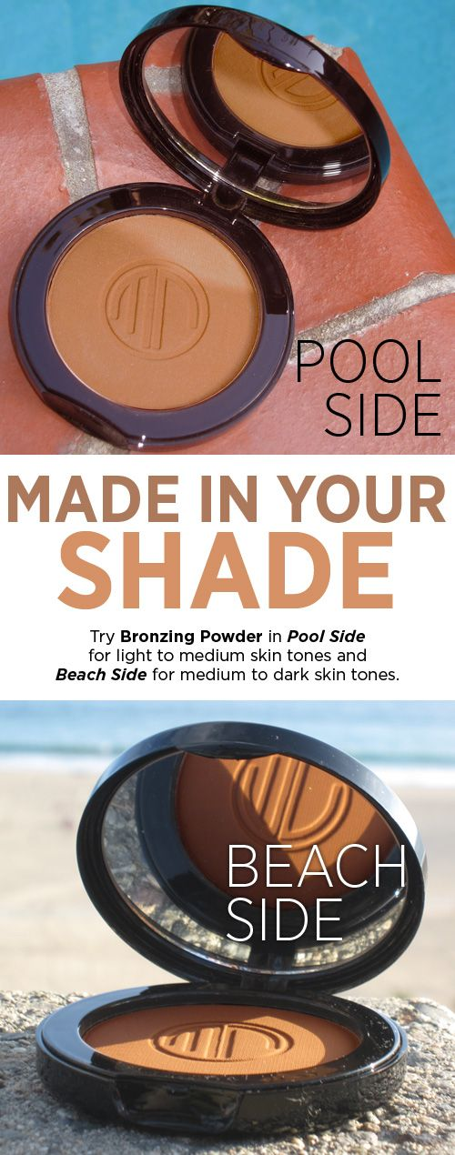 Made In Your Shade Bronzing Powder bronzer Merle