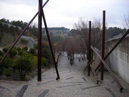 Igualada Cemetery (1984-1994)  Enric Miralles/Carme Pinos