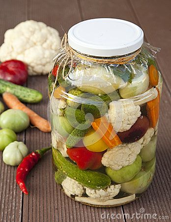 Vegetable Pickles - Download From Over 26 Million High Quality Stock Photos, Images, Vectors. Sign up for FREE today. Image: 44732720