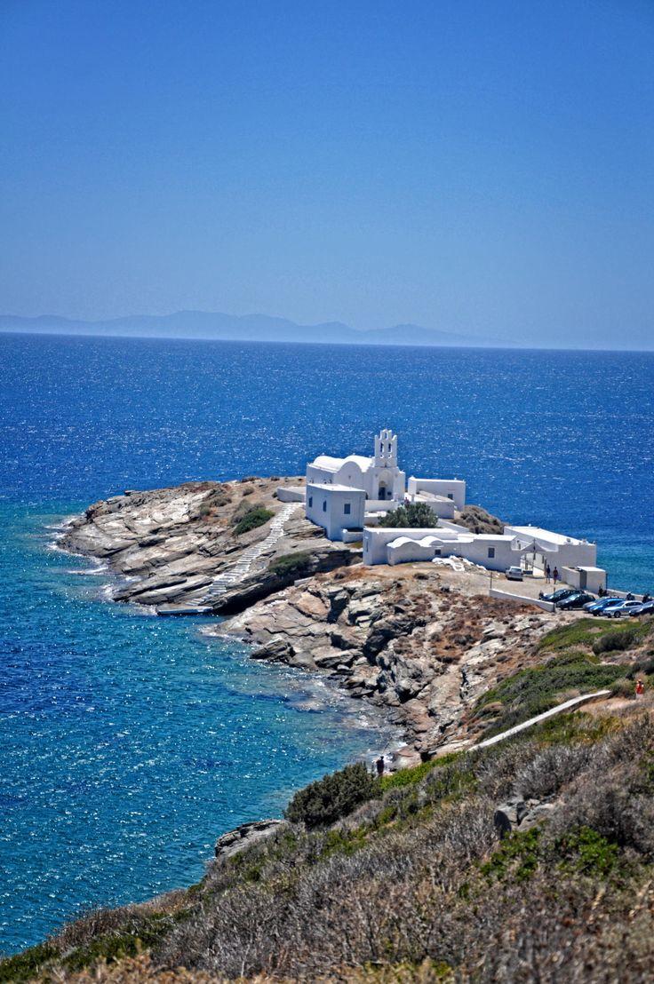 Chryssopigi, Sifnos