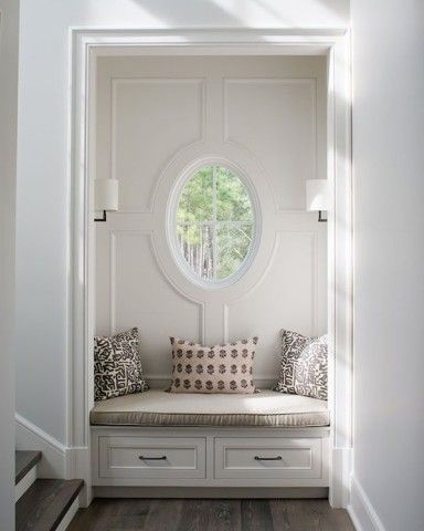 Giving Up A Coat Closet For A Pretty Entry Nook