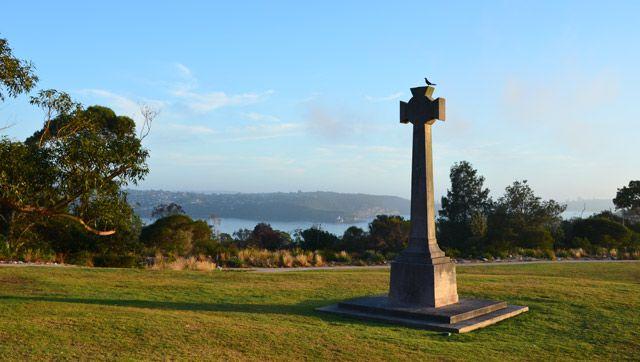 WWI memorial Mossman