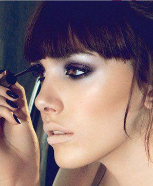 ideasKids Plays, Nude Lips, Eye Makeup, Dramatic Eye, Dark Eye, Smoky Eye, Makeup Eye, Makeup Looks, Smokey Eye