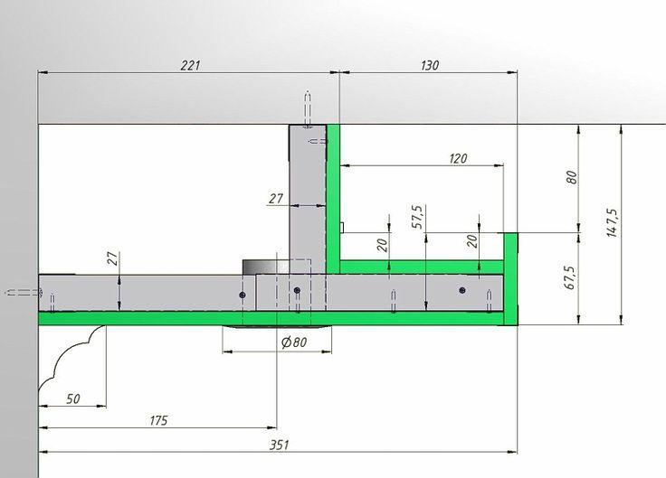 Натяжной потолок с подсветкой, различные варианты