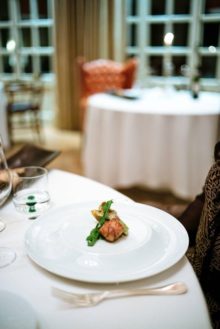 Tasting Menu at Vespasia Restaurant at Palazzo Seneca, Norcia Umbria, The Taste SF