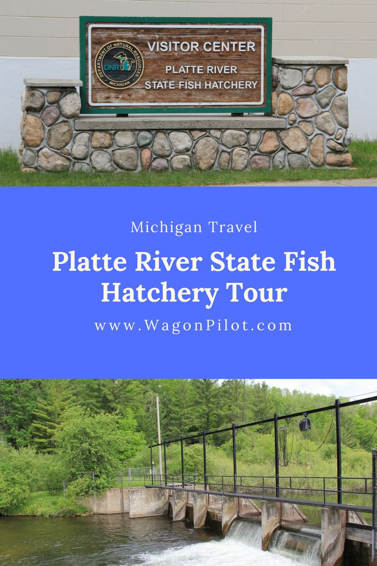 209 best midwest state parks images on pinterest travel for Fish hatchery michigan