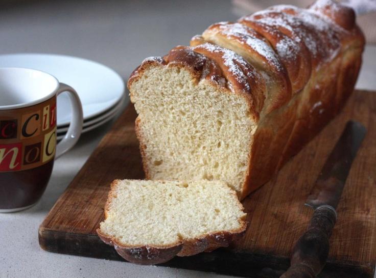 Sweet Italian Bread Recipe